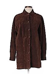 Express Women Leather Jacket Size S