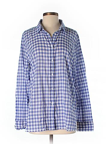 J. Crew Long Sleeve Button-Down Shirt Size 12