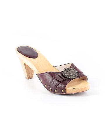 FRYE Mule/Clog Size 7