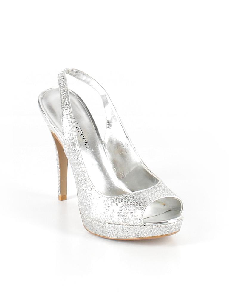 Audrey Brooke Women Heels Size 8 1/2