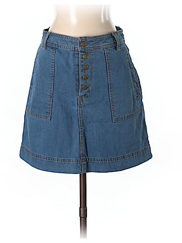 Free People Denim Skirt 26 Waist