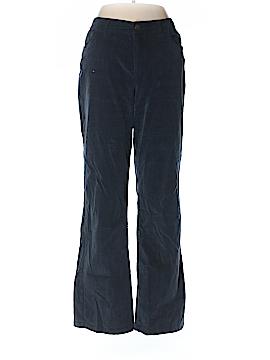 Soft Surroundings Velour Pants Size 10 (Petite)