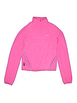 Adidas Fleece Jacket Size S (Youth)