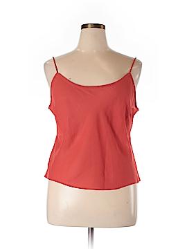 Jones Wear Sleeveless Blouse Size 16