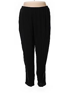 Eileen Fisher Silk Pants Size 3X (Plus)