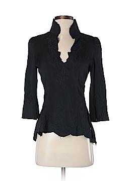 C. Luce 3/4 Sleeve Blouse Size S