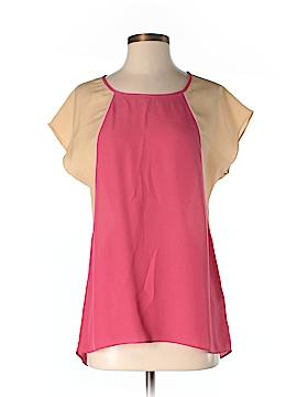Manoukian Short Sleeve Blouse Size S
