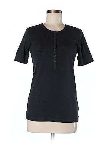 Gap Short Sleeve Henley Size M