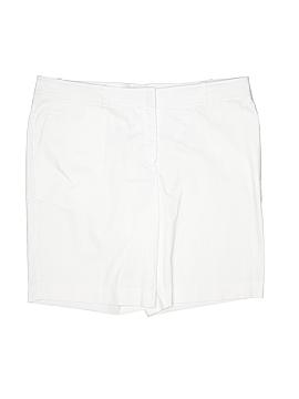 Lafayette 148 New York Khaki Shorts Size 16