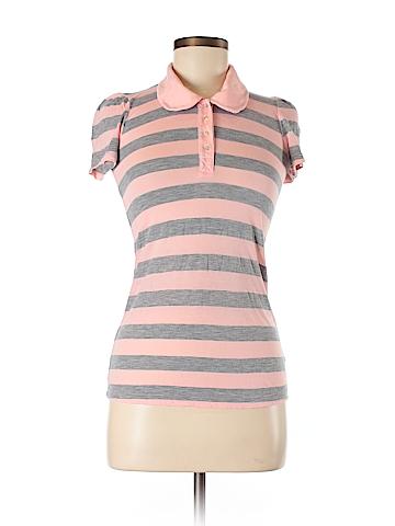 Splendid Short Sleeve Polo Size S