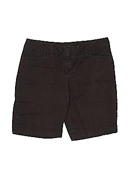 The Limited Khaki Shorts Size 8