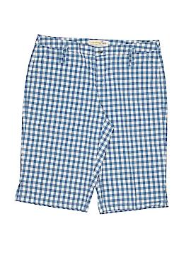 London Jean Khaki Shorts Size 8