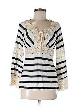 Anna Paul Long Sleeve Top Size M