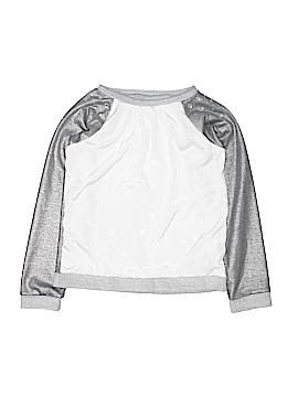 DKNY Long Sleeve Blouse Size X-Large (Youth)