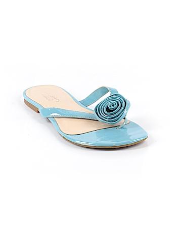 Talbots Flip Flops Size 8
