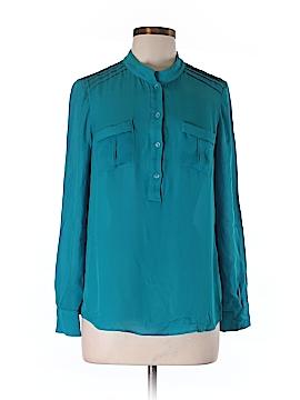 Parker Long Sleeve Blouse Size M