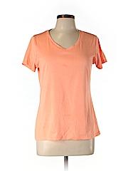 Layer 8 Women Active T-Shirt Size L