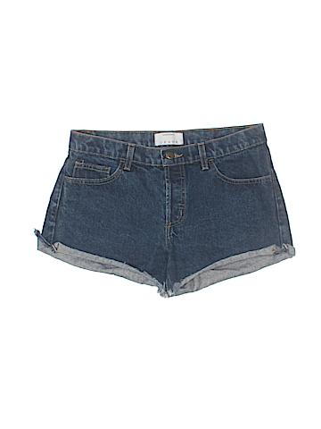 American Apparel Denim Shorts 27 Waist
