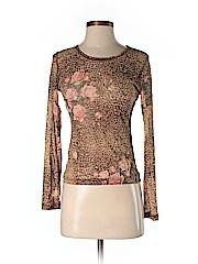 Gerard Darel Women Long Sleeve Blouse Size Sm (2)