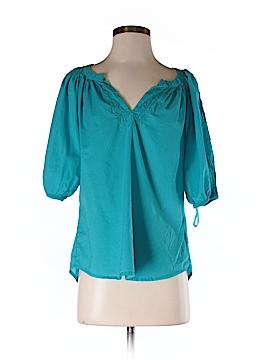 Nine West Short Sleeve Blouse Size S