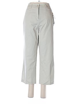 Sag Harbor Khakis Size 8
