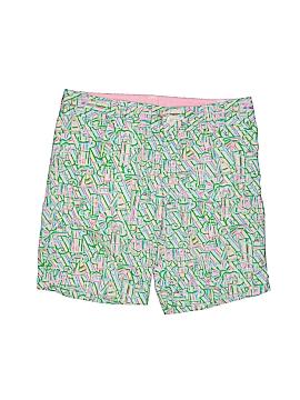Lilly Pulitzer Khaki Shorts Size 4