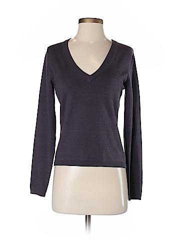 Votre Nom Silk Pullover Sweater Size S