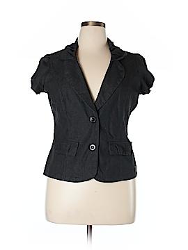 Dots Short Sleeve Blouse Size 16