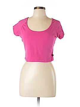 Nicki Minaj Short Sleeve Top Size L