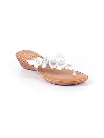 Italian Shoemakers Footwear Wedges Size 5