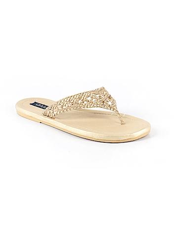 Chaps  Flip Flops Size 7-8