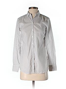 Ann Taylor Long Sleeve Blouse Size 4 (Petite)