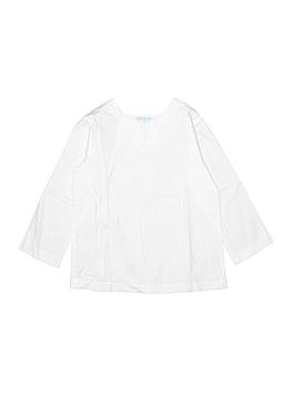 Marie Chantal Long Sleeve Blouse Size 8