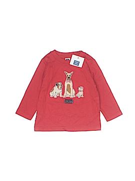 Janie and Jack Long Sleeve T-Shirt Size 6-12 mo