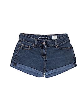 Johnnie b Denim Shorts 26 Waist