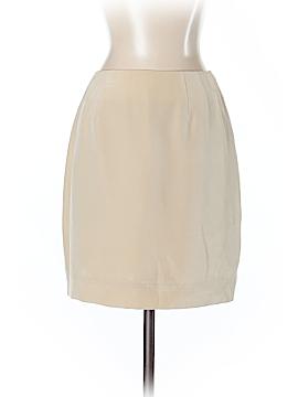 Linda Allard Ellen Tracy Silk Skirt Size S