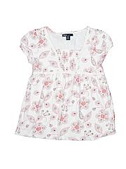 Gap Kids Girls Short Sleeve Top Size 10