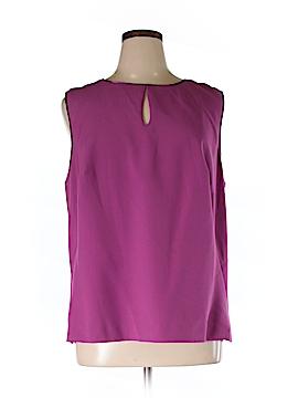 Enlo Sleeveless Blouse Size 16 (Plus)