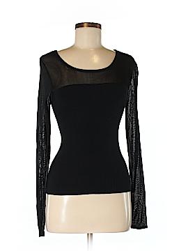 Chetta B Silk Pullover Sweater Size M