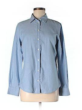 Banana Republic Long Sleeve Button-Down Shirt Size M