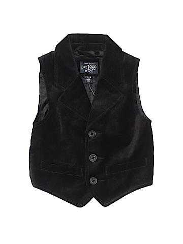 The Children's Place Tuxedo Vest Size 12-18 mo