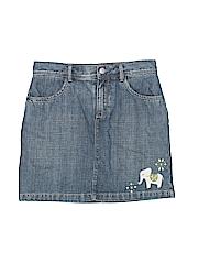 Gymboree Denim Skirt Size 12