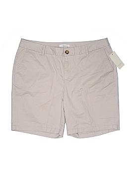 Sejour Khaki Shorts Size 16