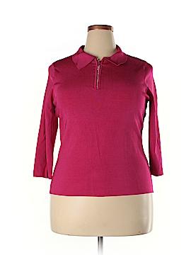 Belldini Pullover Sweater Size 1X (Plus)