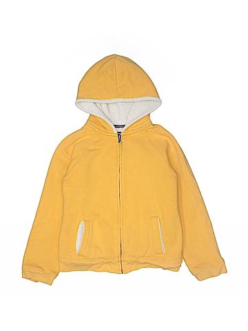 Lands' End Zip Up Hoodie Size Medium kids 10/12