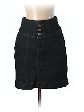 Express Jeans Denim Skirt Size 0