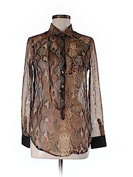 Isabel Lu Long Sleeve Blouse Size XS