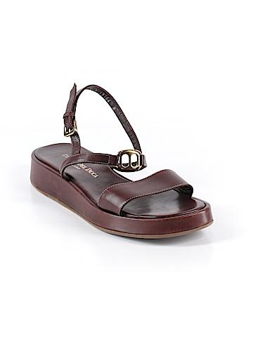 Duccio Del Duca Sandals Size 8