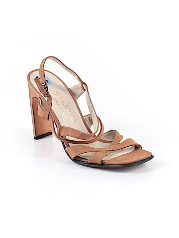 Studio Delman Heels Size 7 1/2