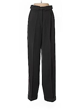 Emporio Armani Wool Pants Size 40 (IT)